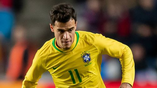 Coutinho shines as Brazil break their five-game winless streak
