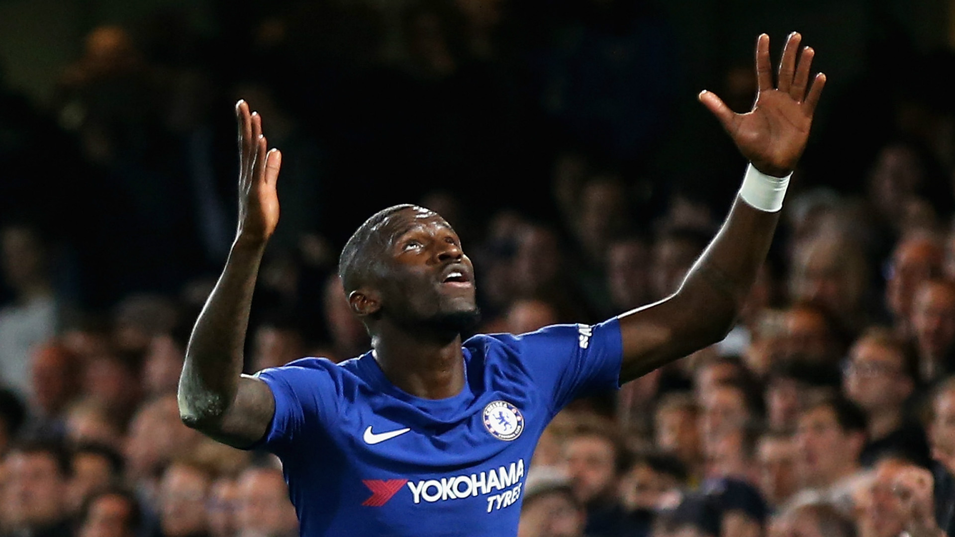 Antonio Rudiger Chelsea are prepared for hostile atmosphere in Roma