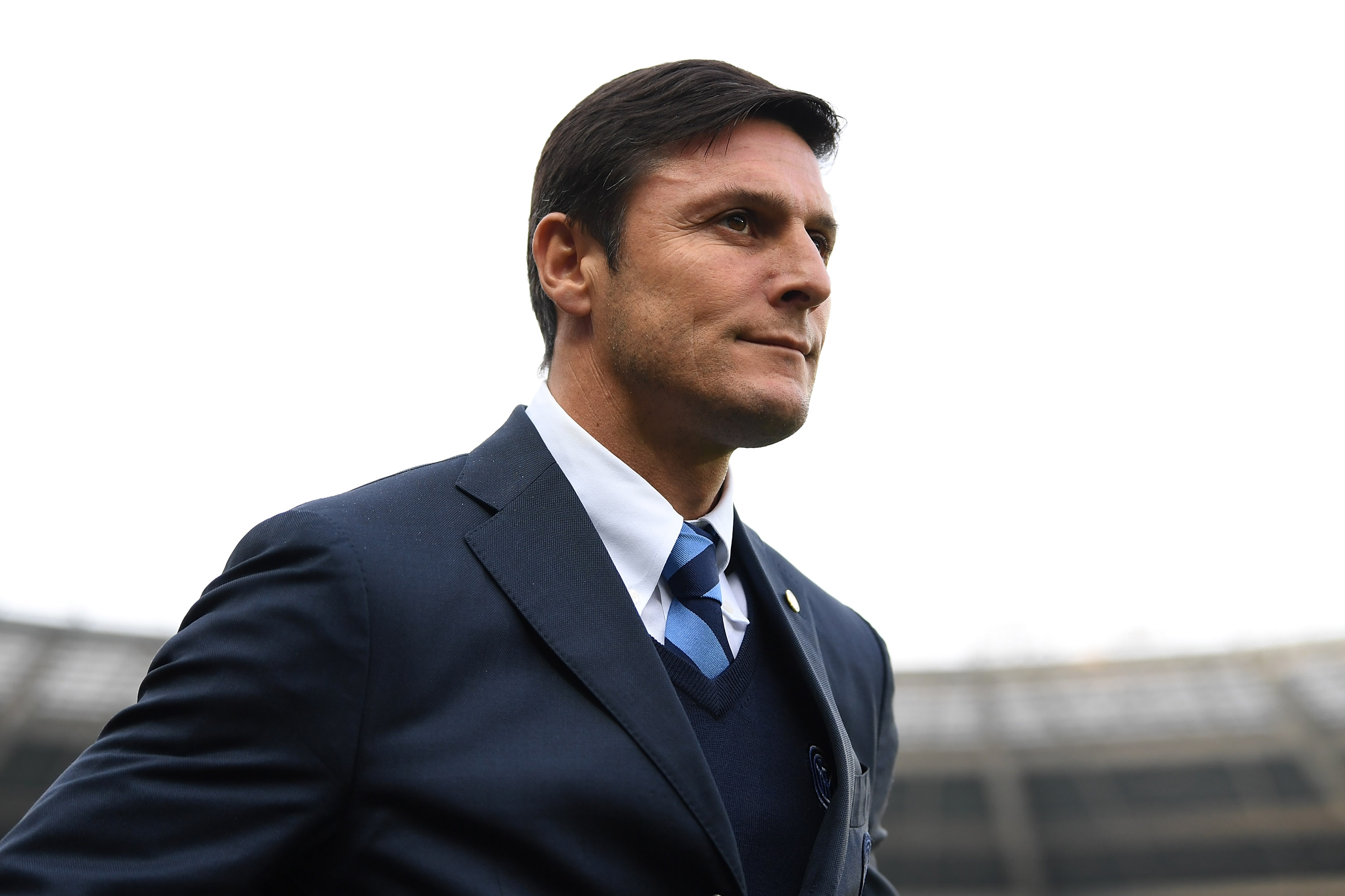 Javier Zanetti believes other sides better equipped to win