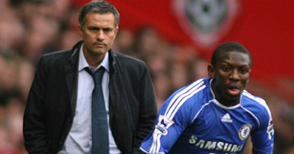 Image result for wright phillips and mourinho
