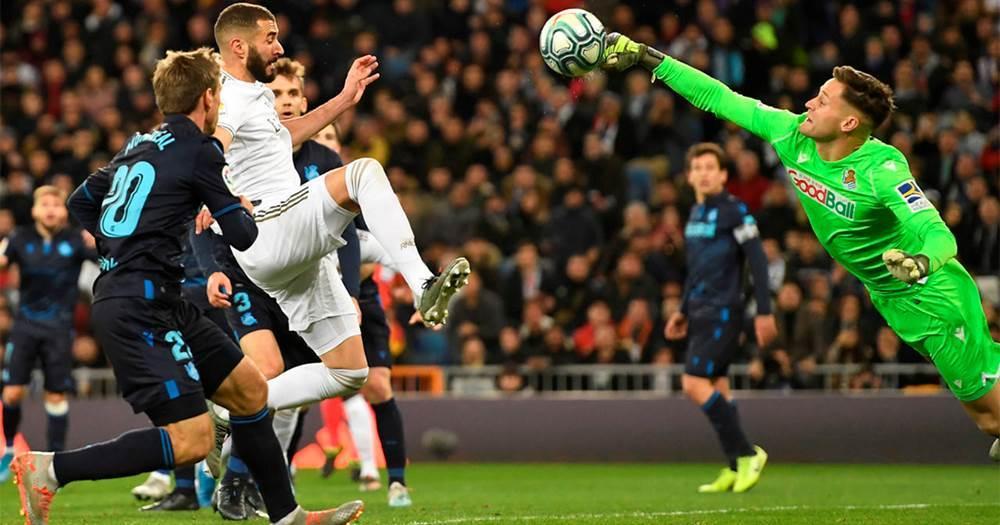 Real Madrid vs Real Sociedad im LIVE-Blog: Schlusspfiff, 3:4 - logo