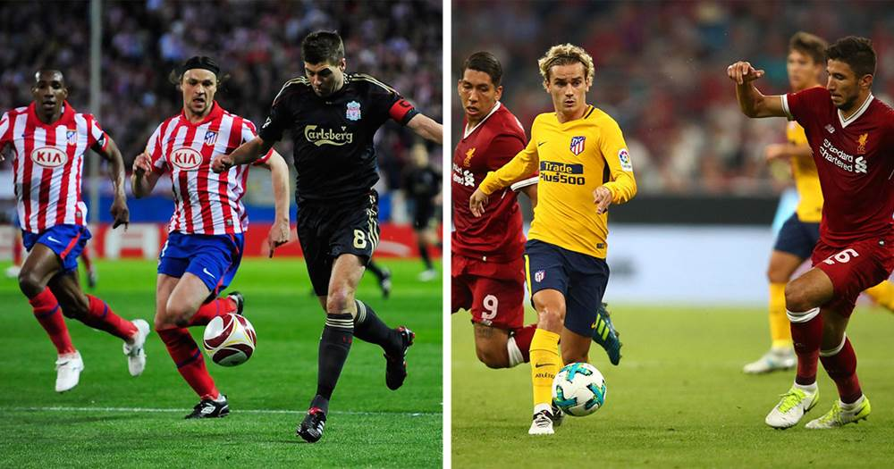 Liverpool Vs Atletico Madrid