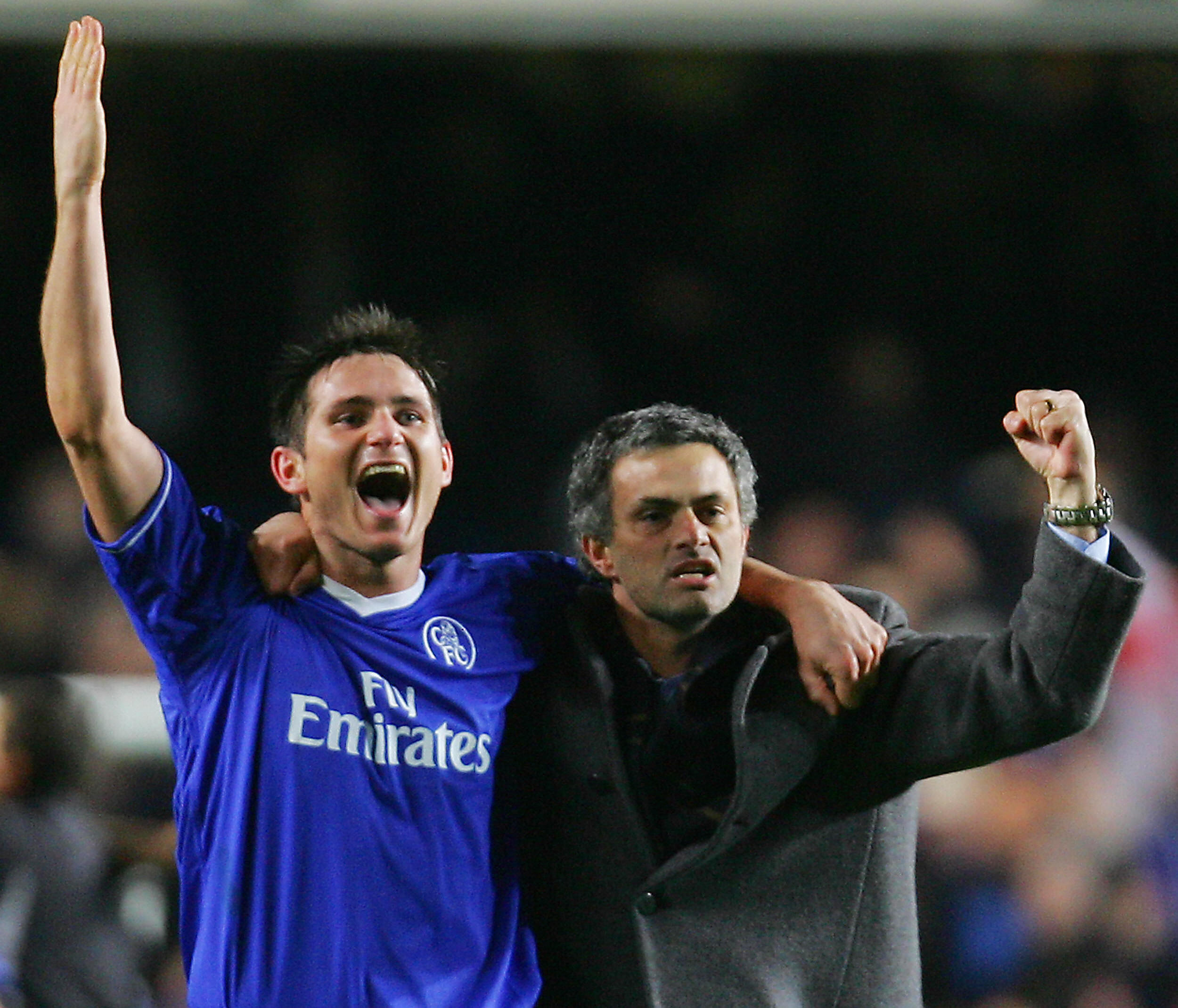 Frank Lampard Jose Mourinho changed my career
