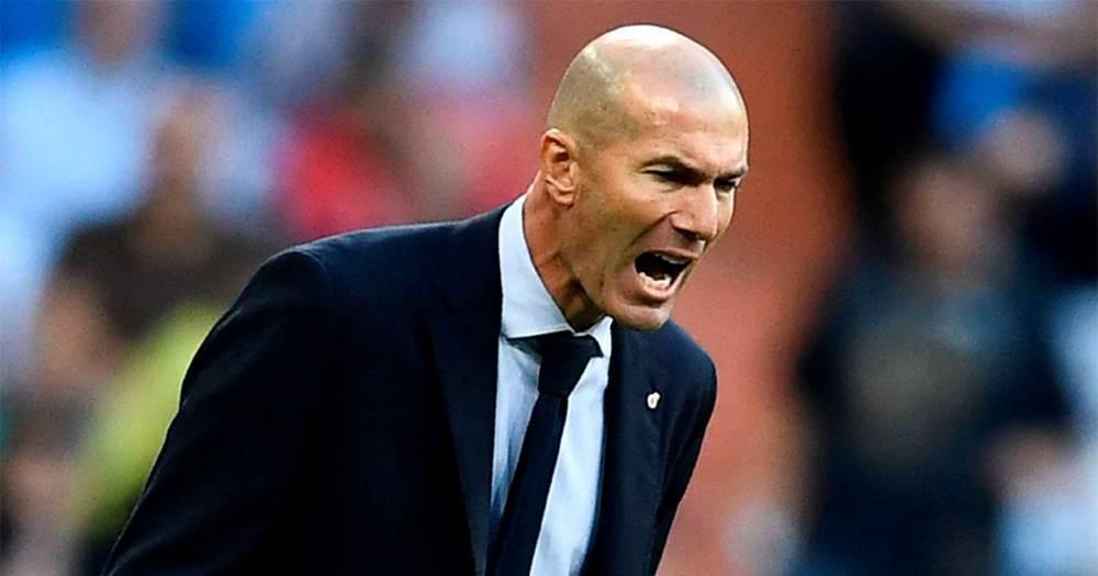 📊 NOTE FÜR DEN TRAINER: Bewertet die Entscheidungen von Zinedine Zidane im Spiel gegen Real Sociedad auf einer Skala von 1 bis 6 und erklärt eure Wahl! Welche negativen oder positiven Punkte würdet ihr hervorheben? Äußert eure Meinungen in den Kommentaren! 👇 - logo
