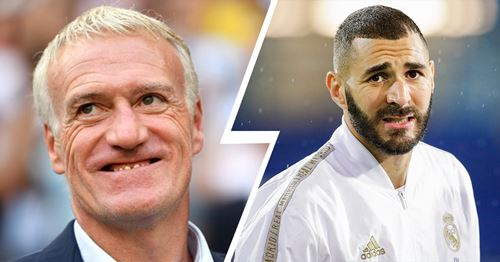 France manager Didier Deschamps said to renew contract until 2020 with Karim Benzema in despair