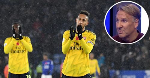 Merson shares one thing about Arsenal that irritates him the most