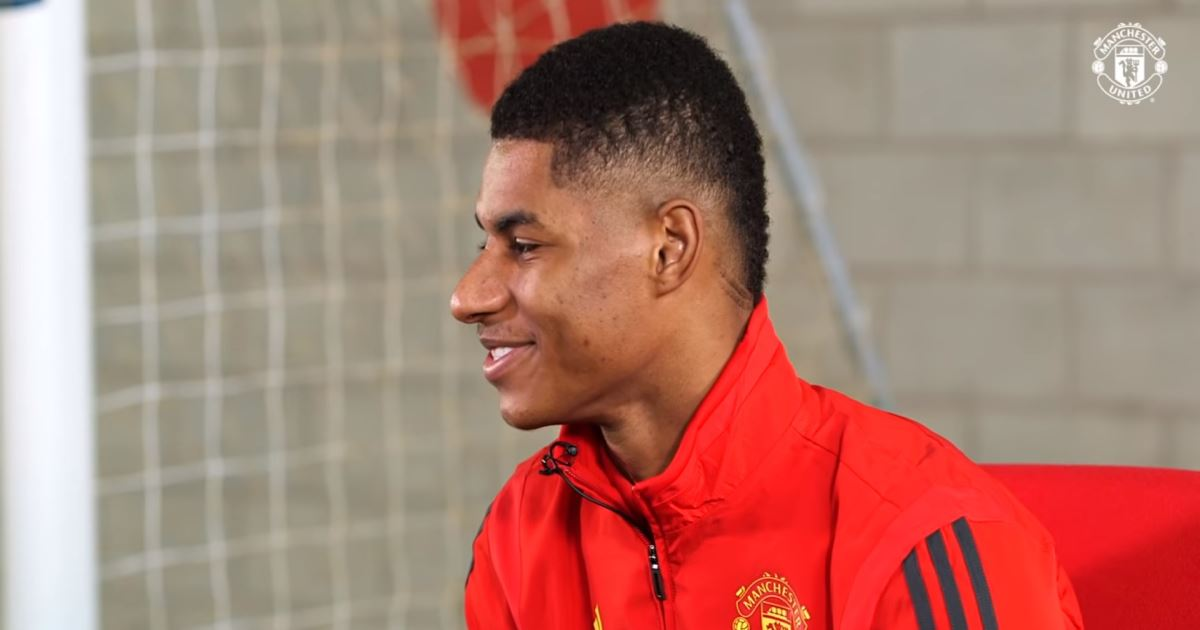 Marcus Rashford I Definitely Want To Win The Cl And Pl With United We Re In A Good Position Right Now Tribuna Com
