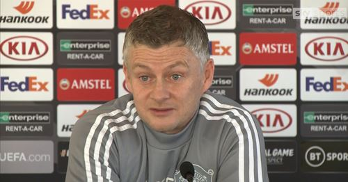 Solskjaer: 'We've come through a sticky patch and it's looking brighter now'