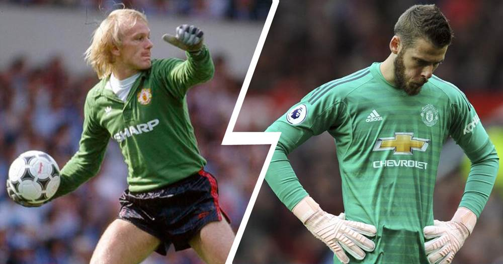 United's ex-goalkeeper Bailey insists De Gea should be benched for the remaining games - logo