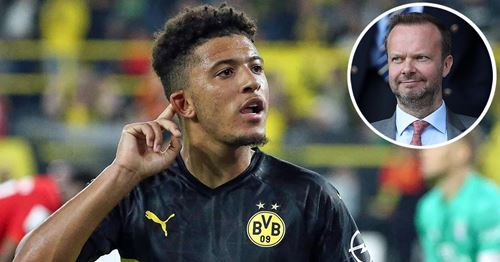 Guardian: Man United might snatch Barca target Sancho with hefty January bid