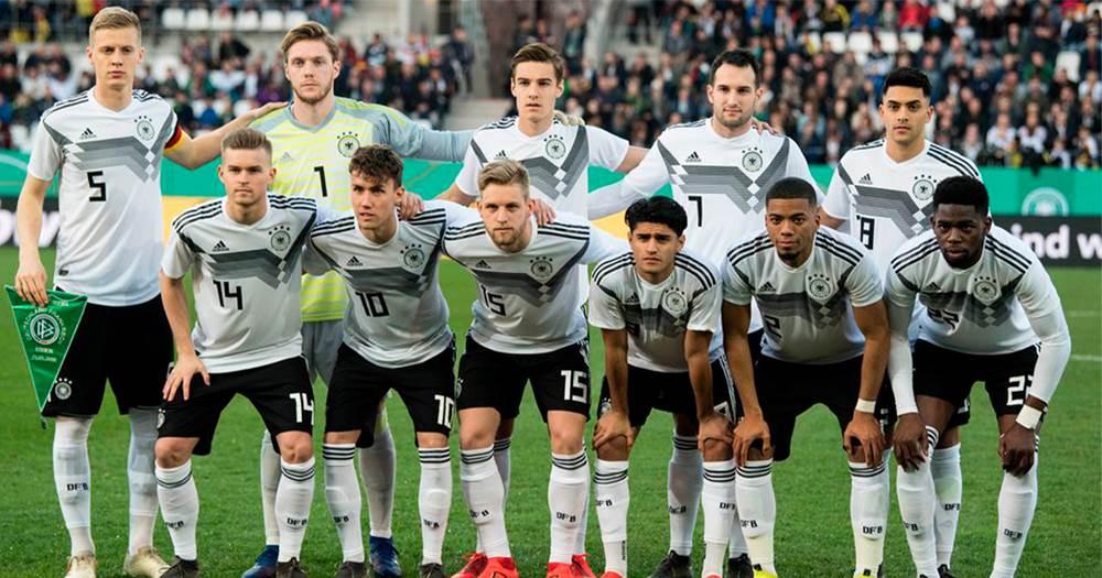 U21 Deutschland Rumänien