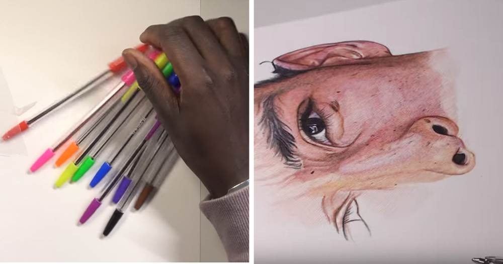 Demoose Art Drawings