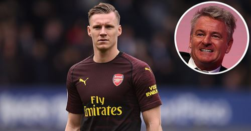 'They don't protect him': Charlie Nicholas backs Leno but blames Arsenal defence