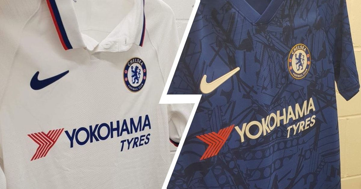 Chelsea's 2019/20 Away Kit Leaked A Day After The Home