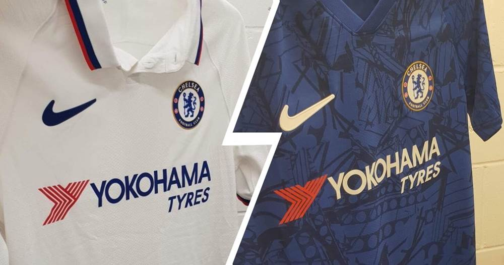 watch 54510 aec5c Chelsea's 2019/20 away kit leaked a day after the home ...
