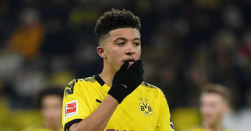 The Atheltic: Chelsea yet to contact Dortmund over reported target Sancho - logo