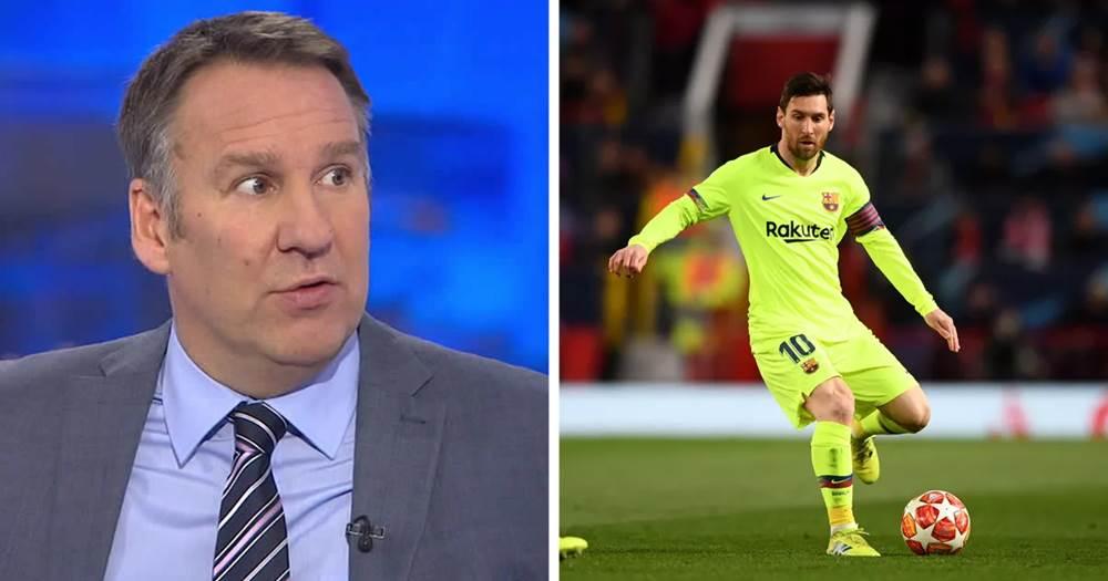 Premier League pundit Merson shares his prediction for Barcelona vs