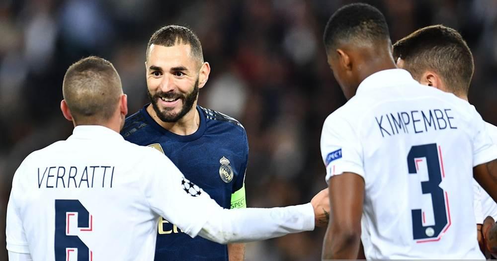 Real Madrid Vs Paris Saint Germain Line Ups Score Predictions