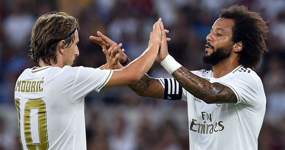 Marca: 3 Real absentees in line to return for Madrid derby