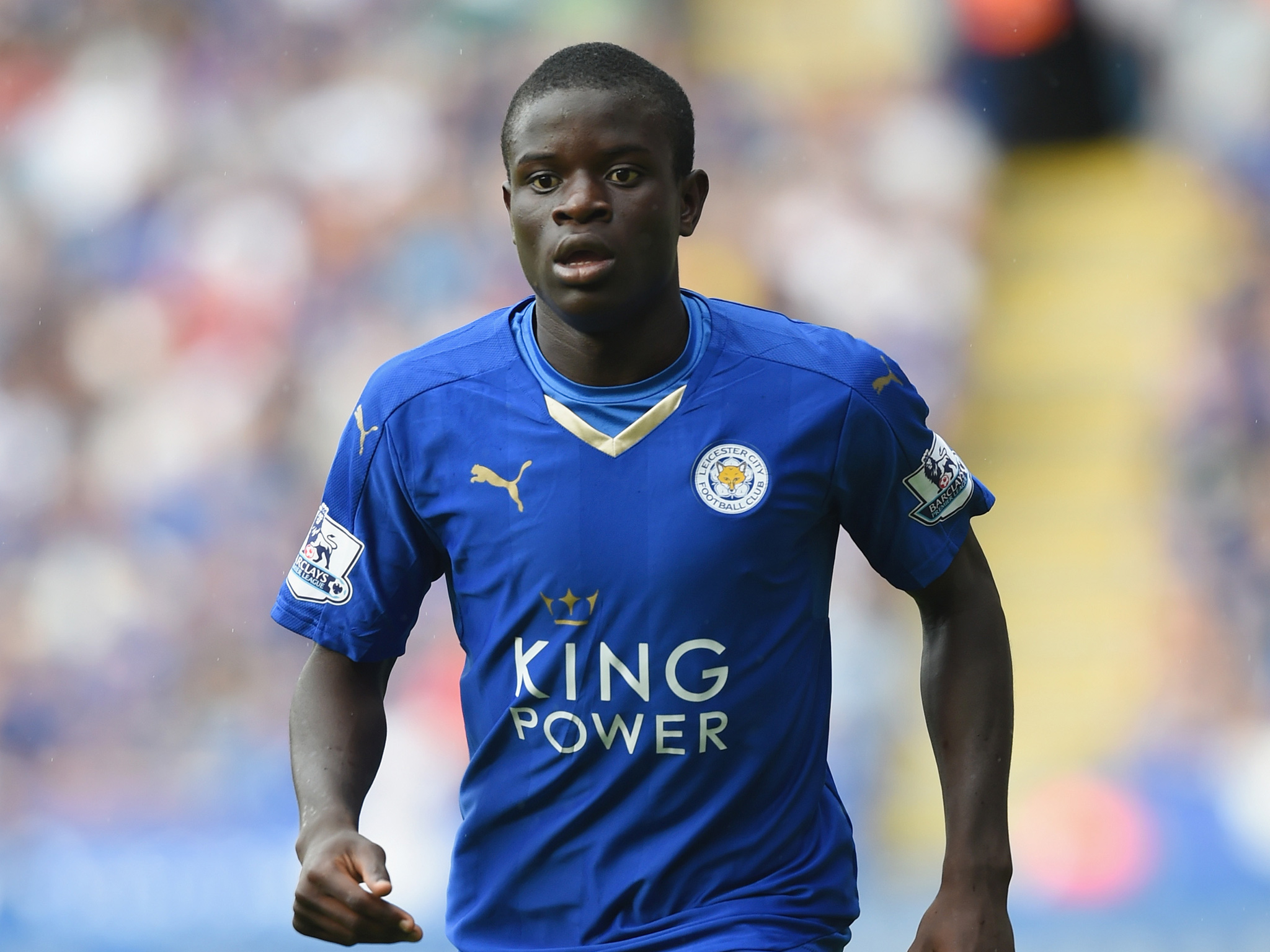 Claude Makelele believes N Golo Kante is a plete midfielder