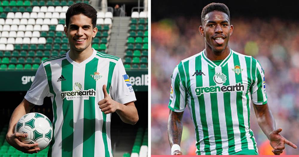 Bartra hopes Barca's target Junior Firpo stays at Real Betis ...