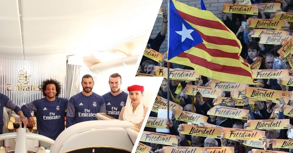 El Chiringuito: Real Madrid wird das Flugzeug bei der Landung in Barcelona nicht verlassen, wenn die Sicherheit nicht garantiert ist