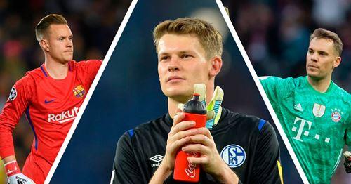 """Nübel über Torwart-Problem im DFB-Team: """"Das wurde nur aufgebauscht von den Medien"""""""