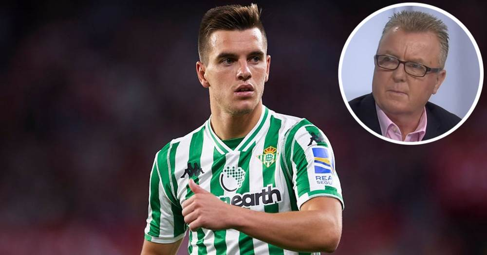huge discount eb1ad 732d8 Ole warned over Lo Celso signing: 'He's not good enough for ...