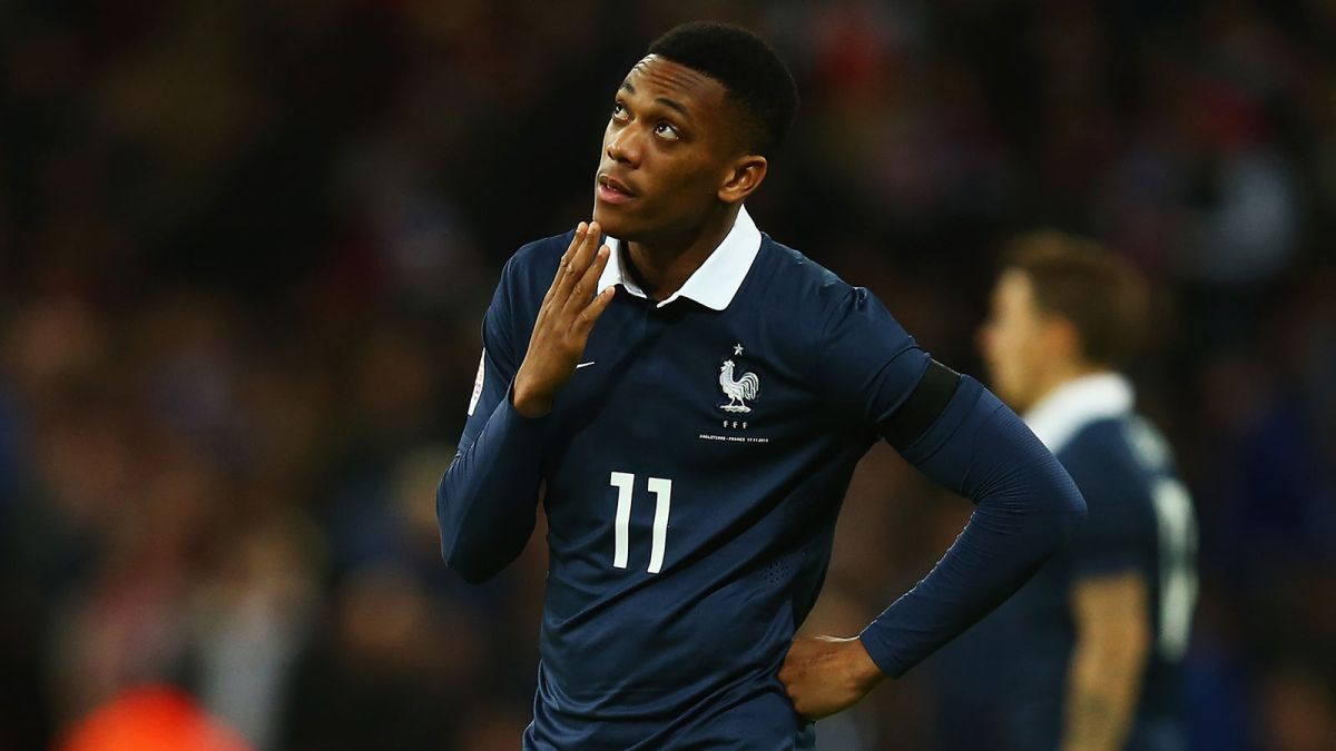 BREAKING Arsenal made a bid for Manchester United s Anthony Martial