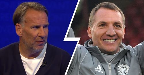 """It's a movement up"": Paul Merson explains why Brendan Rodgers would want to join Arsenal"
