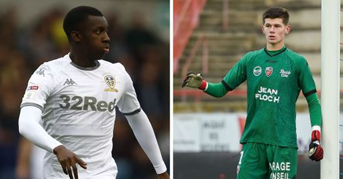 Leeds teammate praises Arsenal-owned Nketiah despite lack of playing time
