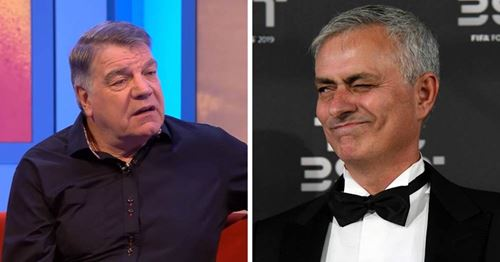 Sam Allardyce: 'Jose Mourinho's got the talent and quality of squad to make Tottenham a big challenger for the top four'