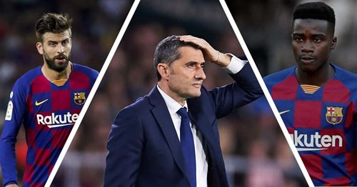 3 problems and 3 suggested solutions: Valverde's difficult situation ahead of upcoming matches