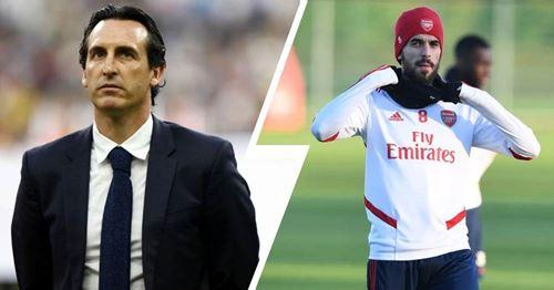 Unai Emery donne son avis sur la situation de Dani Ceballos à Arsenal