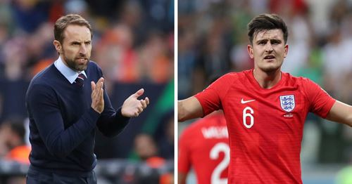 Daily Mail: Southgate 'concerned' with Maguire fitness