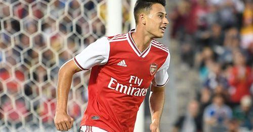 Barcelona regret missing out on Martinelli