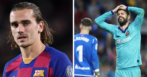Griezmann worried over Barca form ahead of El Clasico