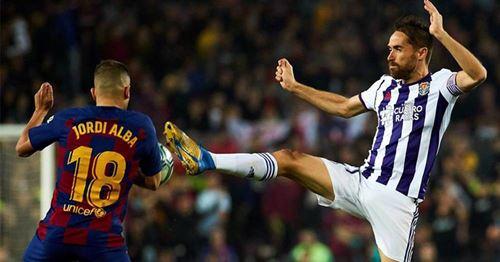 Enthüllt: Albas Auswechslung im Spiel vs. Valladolid war nötig