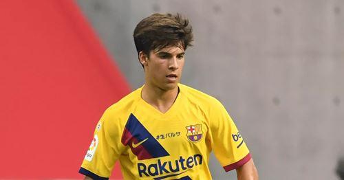 Segunda club ready emerge as potential loan destination for Riqui Puig