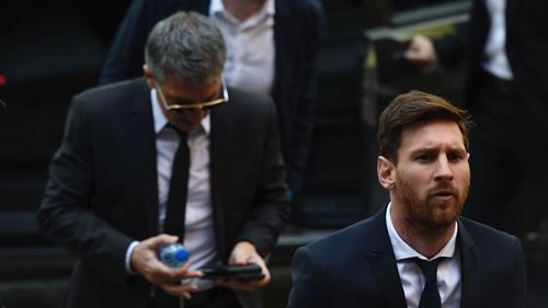 Messi confesses he wanted to leave Barca because of tax problems