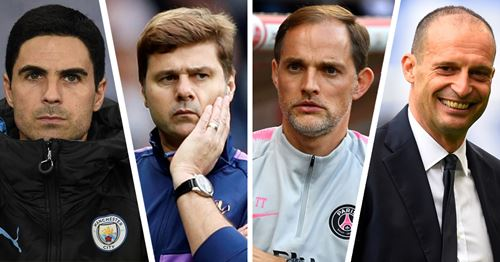 Allegri, Arteta, Tuchel – to name a few: All 11 potential Emery replacements in one place