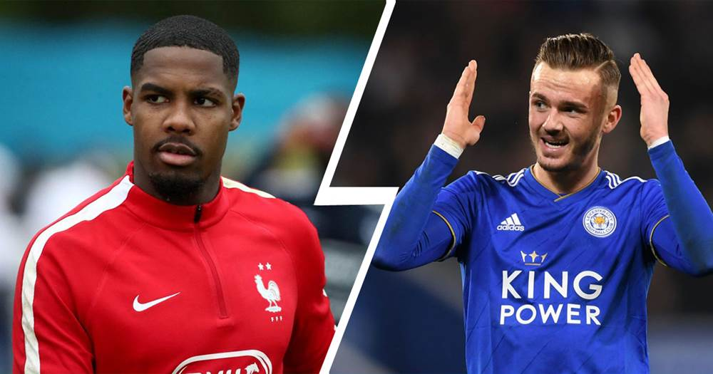 Duncan Castles: United contact Maddison, Leicester demand £60m; France keeper Maignan on radar - logo