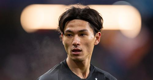 Liverpool reportedly beat United to £7.25m signing of RB Salzburg's Takumi Minamino