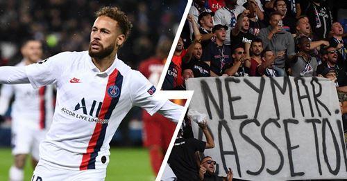 """""""On l'aime ce mec"""", """"il a souillé le maillot"""", les utilisateurs sont divisés sur le cas Neymar"""