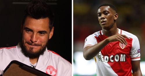 Sergio Romero reveals he was first United player to find out about Anthony Martial's massive talent