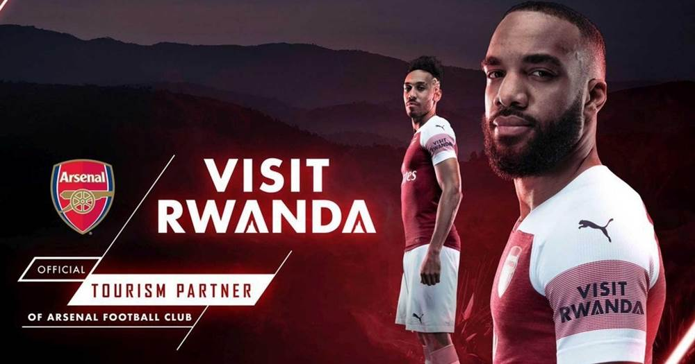 Arsenal's 'Visit Rwanda' campaign proves to be an overall success ...