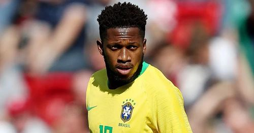 'I always think about this': Fred not okay with Brazil omission