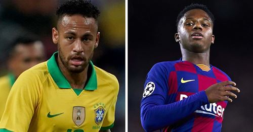🤔 FRIDAY FLASHBACK: Would you re-sign Neymar or promote Fati instead?
