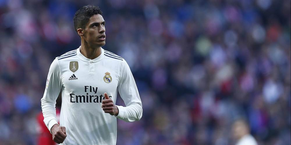 Image result for Varane  2019