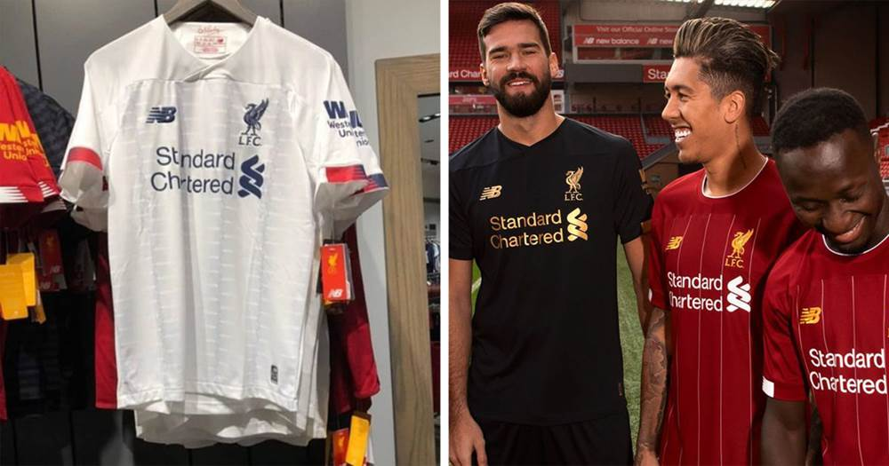 online store 4e685 effdc Liverpool 2019-20 New Balance away kit leaked - Tribuna.com